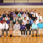 Varsity Wrestling – 2016-2017 Winter Sports Awards
