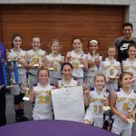 Congratulations To 5th Grade Lady Cubs Basketball Team