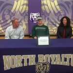 Nick Coberly Signs NLI to Mercyhurst Universtiy