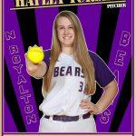 Girls Varsity Softball Senior Spotlight: Hayley Turske