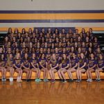 Girls Middle School Track Team Defeats Brecksville-Broadview Heights