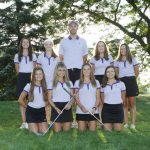Congratulatons Girls Varsity Golf Team Suburban League Champions