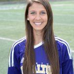 Girls Varsity Soccer Senior Spotlight:  Martina Economos