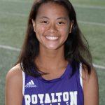 Girls Varsity Tennis Senior Spotlight:  Emma Chu