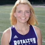 Girls Varsity Tennis Senior Spotlight:  Shelby Baird