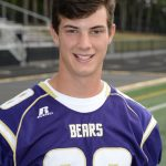 Boys Varsity Football Senior Spotlight:  Dominic Palko