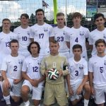 Eleven Celebrate as Boys Soccer Beats Cuyahoga Falls