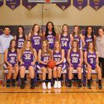 North Royalton High School Girls Varsity Basketball falls to Amherst Steele High School 74-36