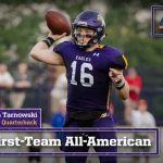 Alumni Travis Tarnowski Earns First-Team AFCA All-America Award