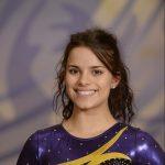 Girls Varsity Gymnastics Senior Spotlight:  Julie Knapik
