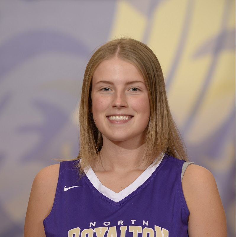 Girls Varsity Basketball Senior Spotlight:  Michelle Jurcevic