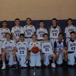 Boys 7th Grade Basketball beats Barberton  Middle School 46 – 34