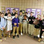 Boys 8th Grade Basketball beats Wadsworth HS/MS 47 – 34