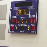 Girls 7th Grade Basketball beats Barberton  Middle School 44 – 41