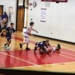 Boys 8th Grade Basketball beats Brecksville-Broadview Heights Middle School 28 – 27
