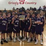 Boys 8th Grade Basketball beats Wadsworth Middle School 36 – 26