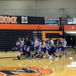 Girls Varsity Basketball beats Normandy 61 – 45