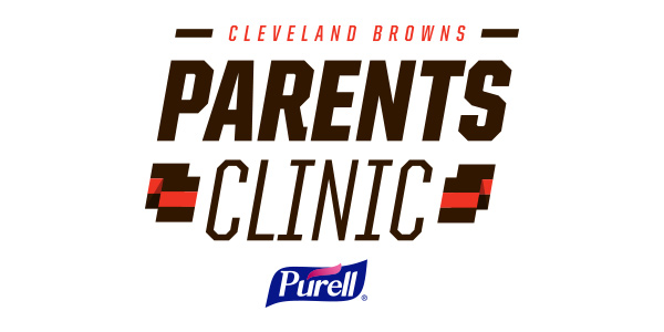 2018 Cleveland Browns Parents Clinic and PLAY 60