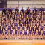 Girls Varsity Track finishes 1st place at Lakewood Ranger Relays