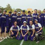 Girls Varsity Softball beats Saint Joseph Academy 4 – 1