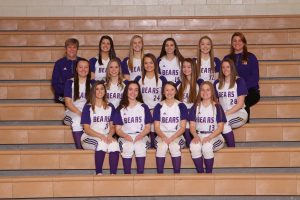 2018 Girls Varsity Softball