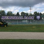 New Look Memorial Park Tennis Courts