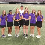Girls JV Golf Team Falls to Solon 228-242