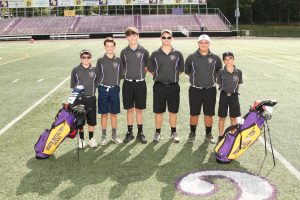 2018 Boys JV Golf