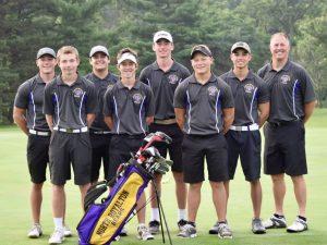 2018 Boys Varsity Golf