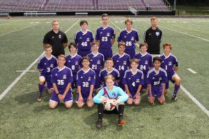 2018 Boys JVB Soccer
