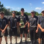 Boys Varsity Golf Team Finishes in 2nd Place at the Madison High School Invitational