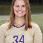 Girls Varsity Volleyball Senior Spotlight:  Isabella Sprunger