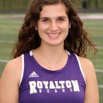 Girls Varsity Tennis Senior Spotlight:  Hannah Prezenkowski
