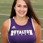 Girls Varsity Tennis Senior Spotlight:  Savannah Duganier