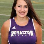 Girls Varsity Tennis Senior Spotlight:  Savannah Duganier