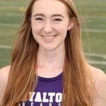 Girls Varsity Tennis Senior Spotlight:  Grace Leppla