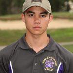 Boys Varsity Golf Senior Spotlight:  Anthony Francisco