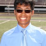 Boys Varsity Cross Country Senior Spotlight:  Matthew Lam