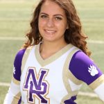 Girls Varsity Cheer Senior Spotlight:  Ava Terovolas