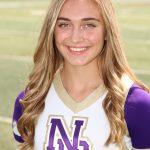 Girls Varsity Cheer Senior Spotlight:  Eliza Mooradian