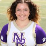 Girls Varsity Cheer Senior Spotlight:  Jalen Grimes