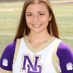 Girls Varsity Cheer Senior Spotlight:  Tiffany Vlahovic