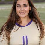 Girls Varsity Volleyball Senior Spotlight:  Sadie Gremm