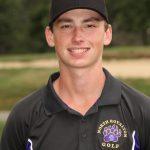 Boys Varsity Golf Senior Spotlight:  Justin Kocan
