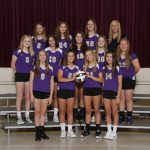 Girls 7th Grade Volleyball Team Falls to Barberton 2 – 1