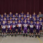 MS Boys 8th Grade Football – 2018 Fall Sports Awards Winners