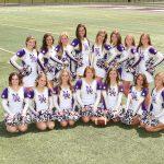Girls Varsity Cheer – 2018 Fall Sports Awards Winners
