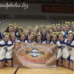 North Royalton Cheerleaders Wins Another Suburban League Championship
