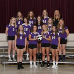 MS Girls 7th Grade Volleyball – 2018 Fall Sports Awards Winners