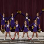 MS Girls 7th Grade Cheerleading – 2018 Fall Sports Awards Winners